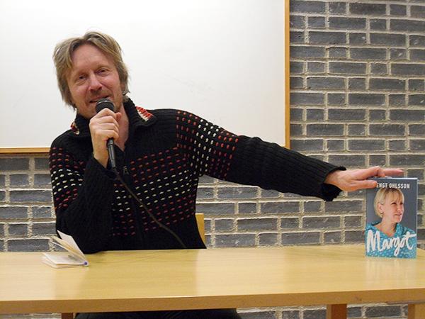 Bengt ohlsson om margot wallstroms biografi